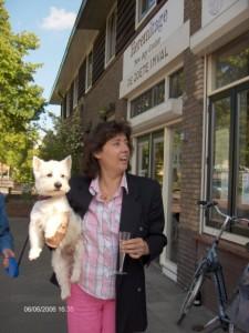 Marianne voor winkel