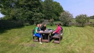 healing en reading picknick